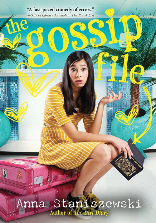 dealing with gossip from anna staniszewski author of the